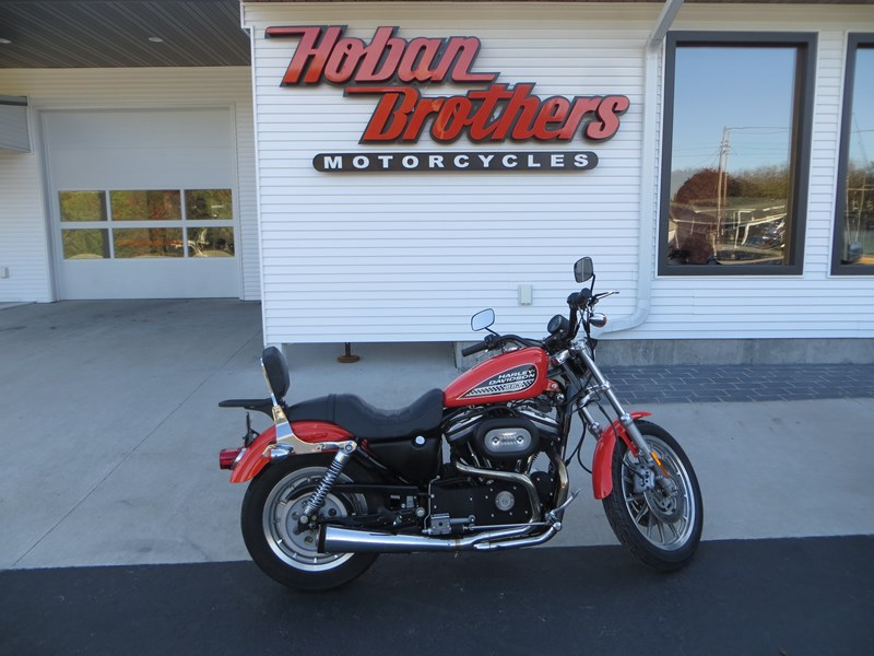 Photo of a 2002 Harley-Davidson® XL883R Sportster® 883 Roadster