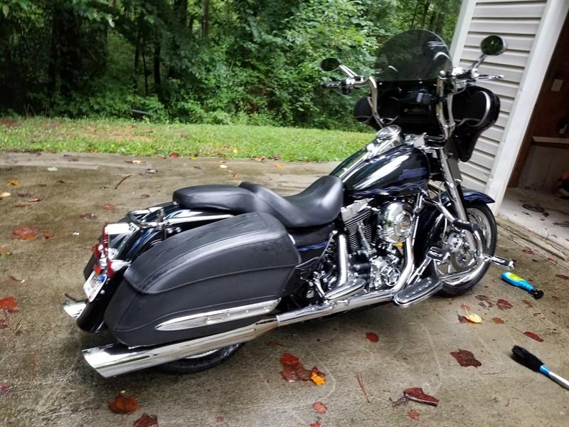 Photo of a 2007 Harley-Davidson® FLHR Road King®