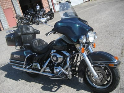 Used 2001 Harley-Davidson® Electra Glide® Classic