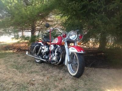 Used 1968 Harley-Davidson® Electra Glide