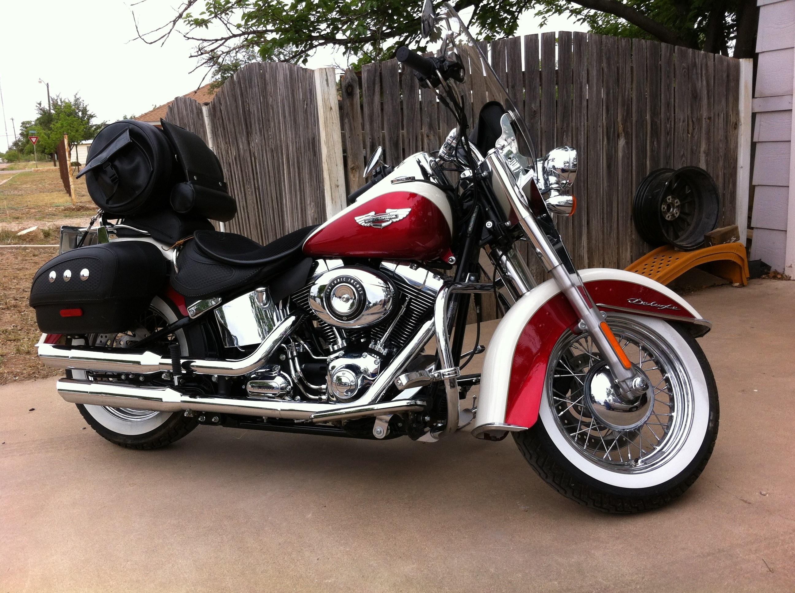 harley davidson softail deluxe for sale 671 bikes page 1 chopperexchange. Black Bedroom Furniture Sets. Home Design Ideas