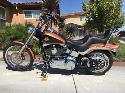 Used 2008 Harley-Davidson® Softail® Custom Anniversary