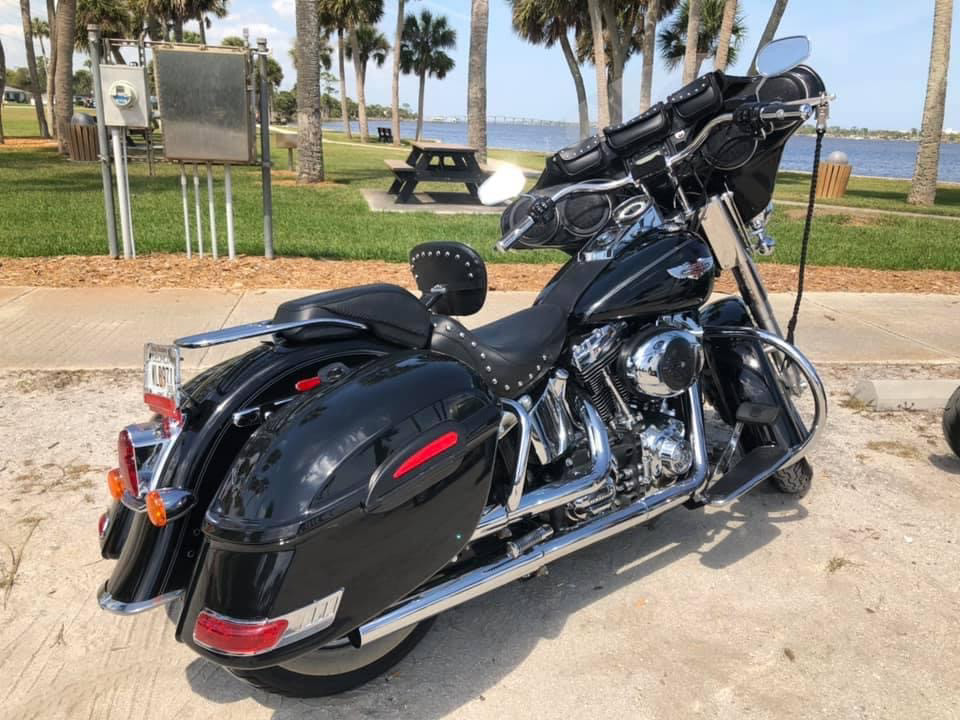 Photo of a 2015 Harley-Davidson® FLSTN Softail® Deluxe