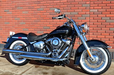 New 2018 Harley-Davidson® Softail® Deluxe