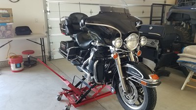 Used 2003 Harley-Davidson® Electra Glide® Anniversary