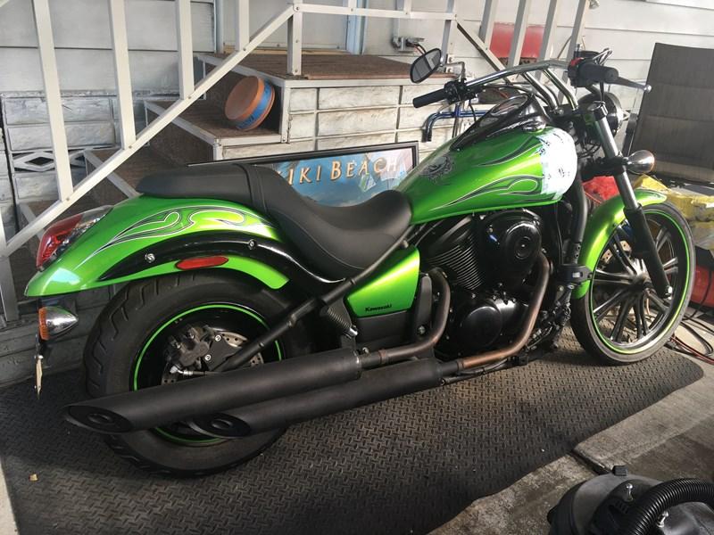 Photo of a 2014 Kawasaki VN900C Vulcan® 900 Custom