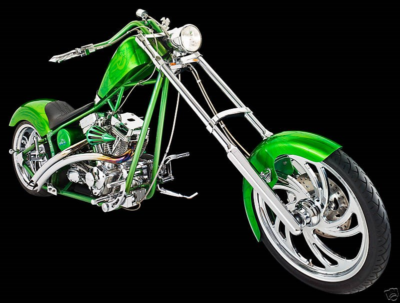 Photo of a 2004 Orange County Choppers (OCC)  T-Rex