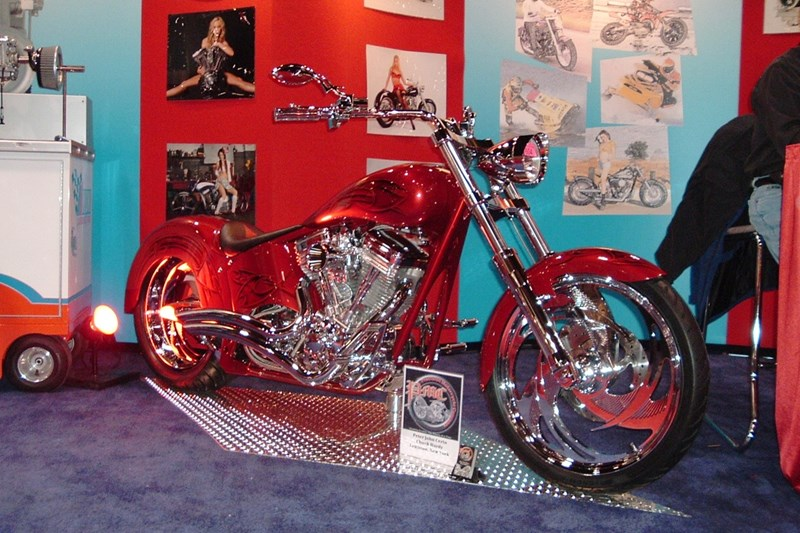 Photo of a 2005 Harley-Davidson®  Custom