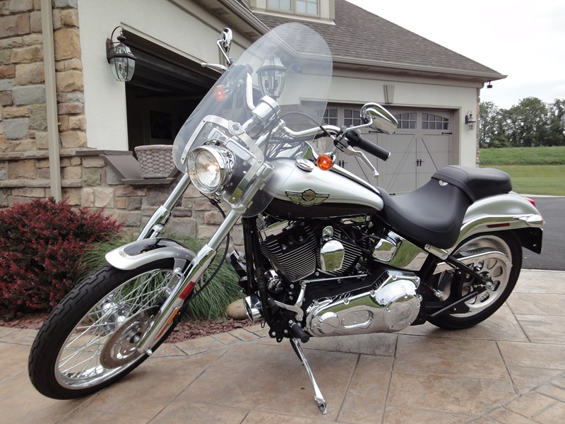 Photo of a 2003 Harley-Davidson® FXSTD/I Softail® Deuce™