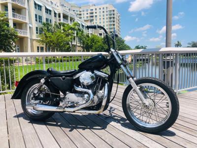 Used 1987 Harley-Davidson® Sportster® 883