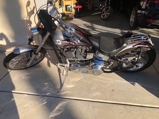 Photo of a 2002 Independence  Hardtail Express