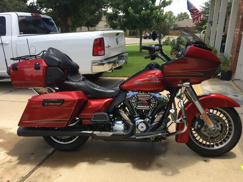2012 Harley Davidson 174 Fltru Road Glide 174 Ultra Ember Red