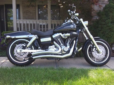 Photo of a 2009 Harley-Davidson® FXDF Dyna® Fat Bob™