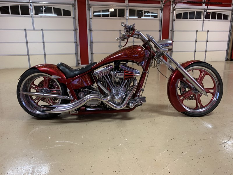 Photo of a 2003 American IronHorse  Slammer