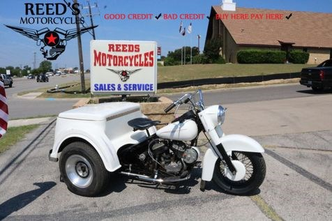 Photo of a 1968 Harley-Davidson® GE Servi-Car without tow bar