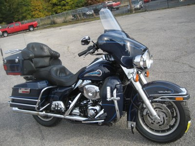 Used 2002 Harley-Davidson® Ultra Classic® Electra Glide® Firefighter/Peace Officer