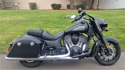 Used 2018 Indian® Motorcycle Springfield® Dark Horse®