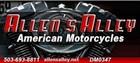 Allen's Alley American Motorcycles's Logo