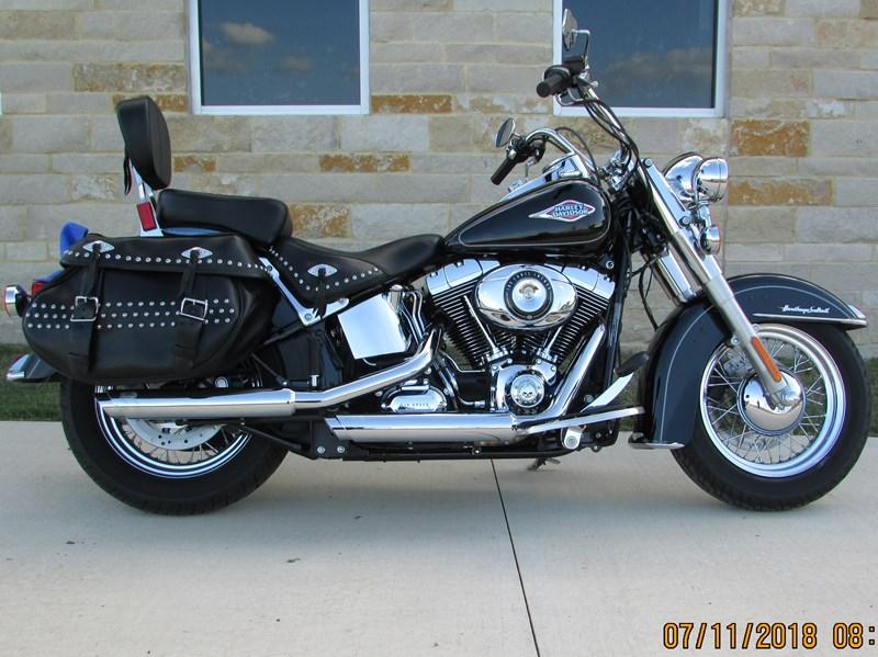 Photo of a 2014 Harley-Davidson® FLSTC Heritage Softail® Classic