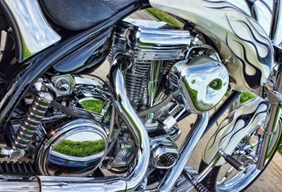 Used 2008 Ness Motorcycles Low Liner