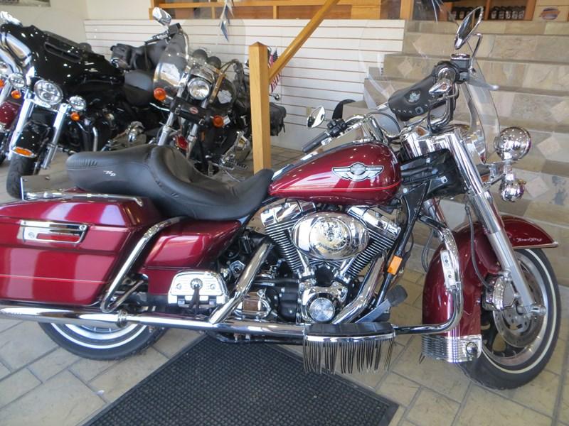 Photo of a 2003 Harley-Davidson® FLHR/I-ANV Road King® Anniversary