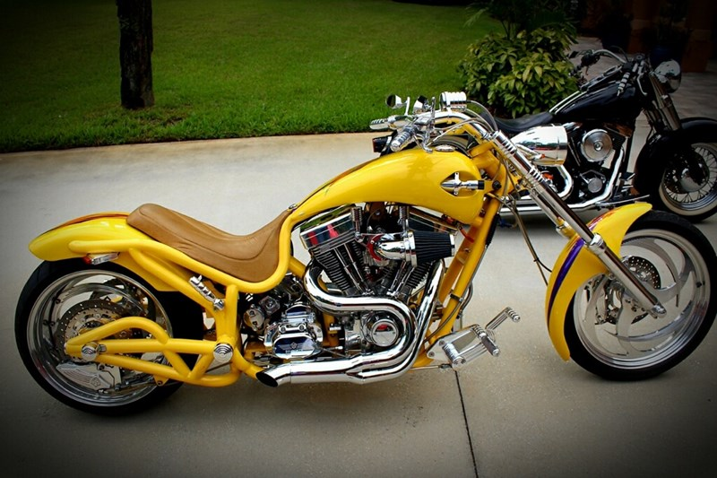 Photo of a 2001 Bourget Bike Works  Fat Daddy