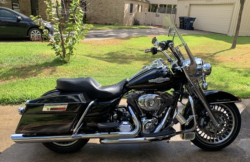 Photo of a 2013 Harley-Davidson® FLHR Road King® Firefighter/Peace Officer