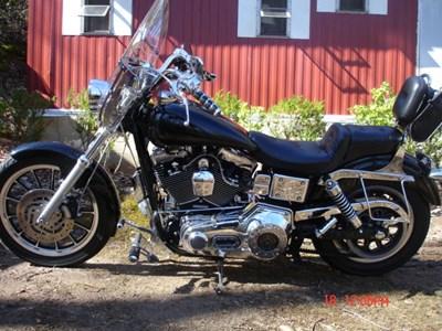 Used 2002 Harley-Davidson® Dyna Low Rider®