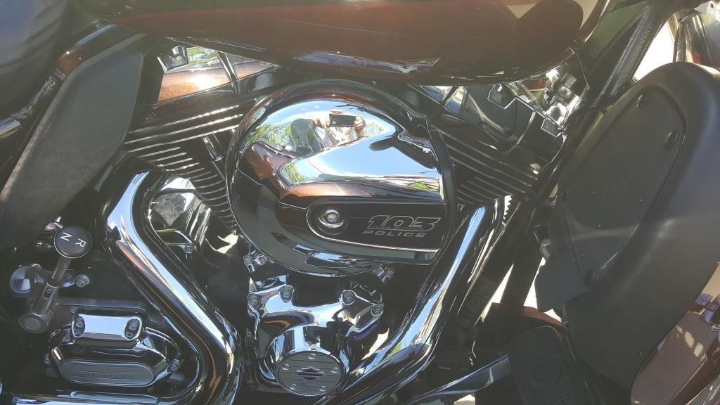 2011 Harley Davidson 174 Flhtk Electra Glide 174 Ultra Limited