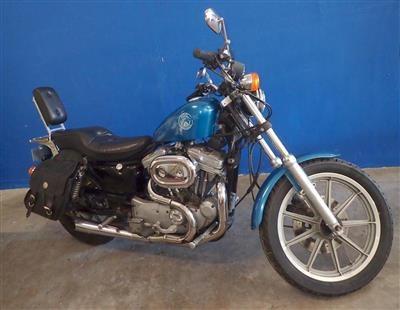 Photo of a 1991 Harley-Davidson® XL883H Sportster® 883 Hugger™