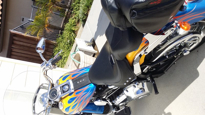 Photo of a 2007 Harley-Davidson® FLSTF Softail® Fat Boy®
