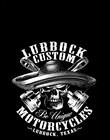 Lubbock Custom Motorcycles's Logo