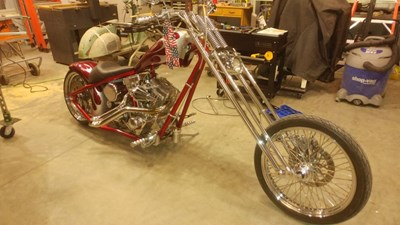 Used 2002 Special Construction Chopper