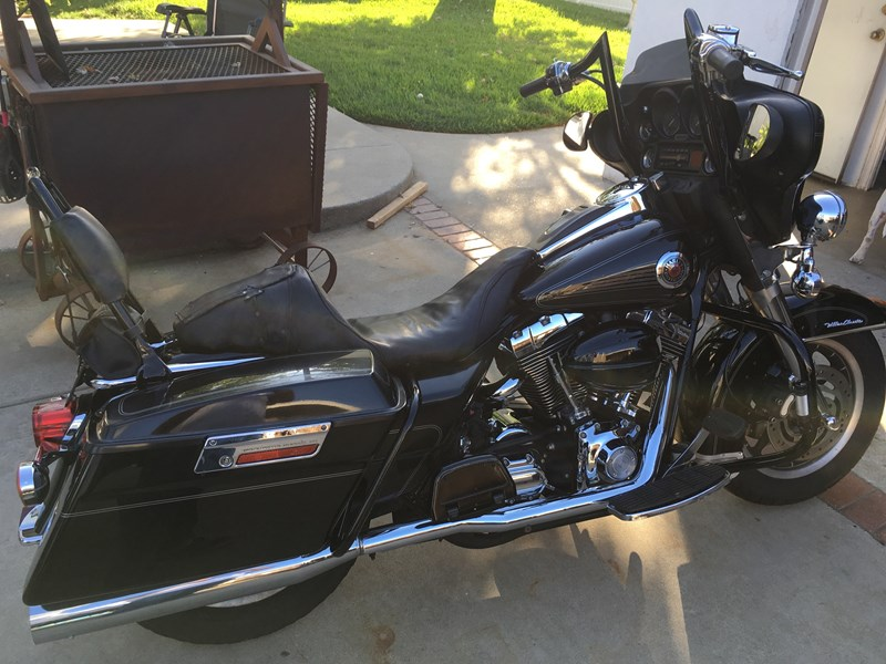 Photo of a 2004 Harley-Davidson® FLHTCU/I Ultra Classic® Electra Glide®