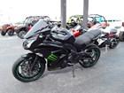 Used 2015 Kawasaki Ninja® 650 ABS