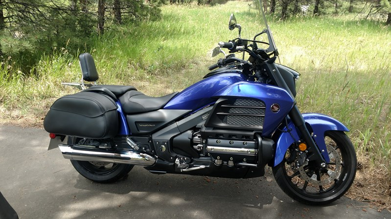 Photo of a 2014 Honda® GL1800C Gold Wing Valkyrie