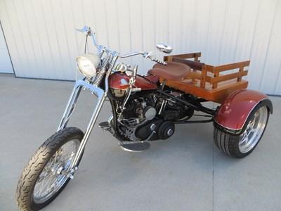 Used 1966 Harley-Davidson® Servi-Car