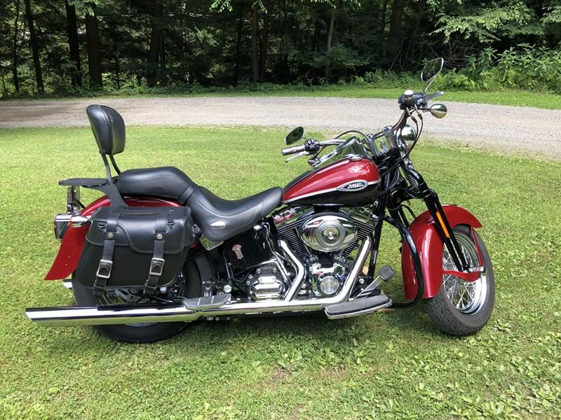 Photo of a 2007 Harley-Davidson® FLSTS Heritage Springer®
