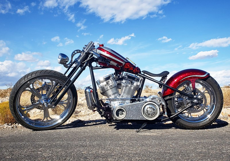 Photo of a 2007 Special Construction  Bobber