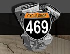 469 Cycle Shop's Logo
