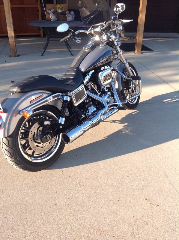 Photo of a 2017 Harley-Davidson® FXDL Dyna® Low Rider®