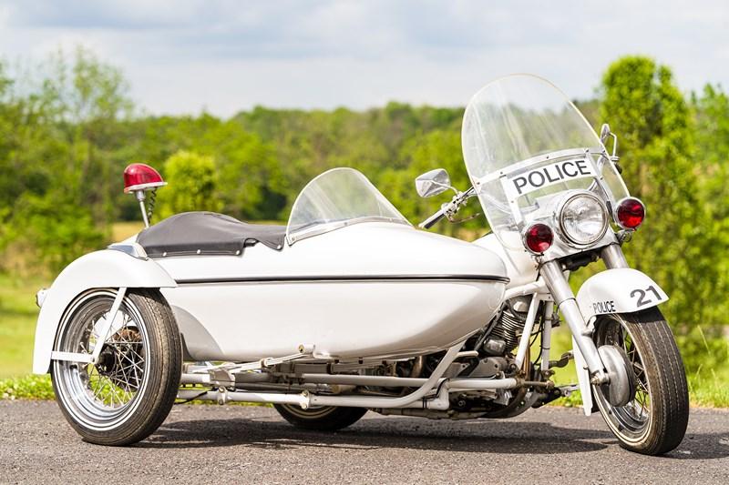 Photo of a 1969 Harley-Davidson®  Sidecar