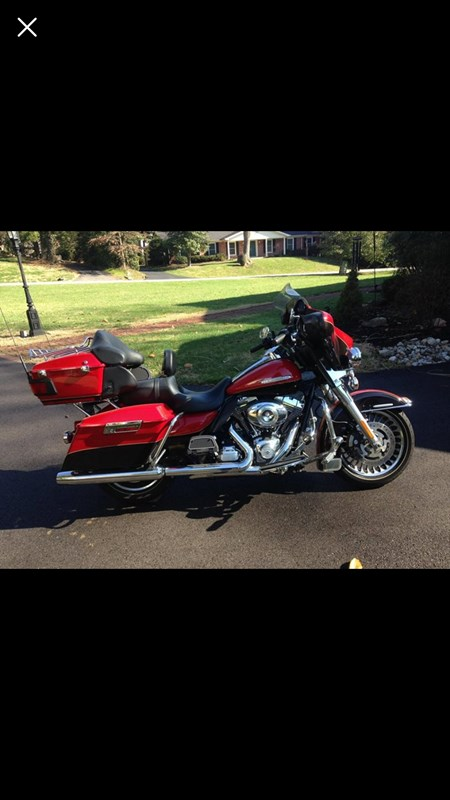 Photo of a 2011 Harley-Davidson® FLHTCU Electra Glide® Ultra Classic®
