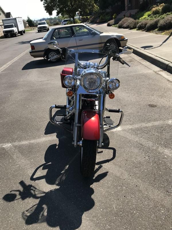 Photo of a 2012 Harley-Davidson® FLD Dyna® Switchback