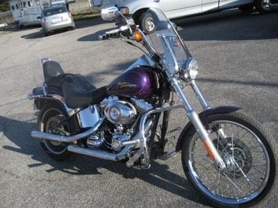 Used 2008 Harley-Davidson® Softail® Custom