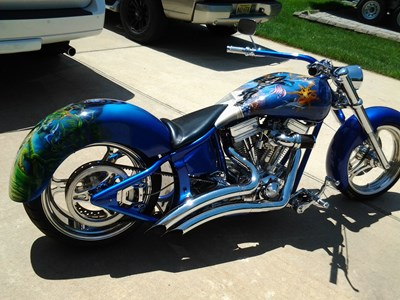 Used 2003 Special Construction Chopper