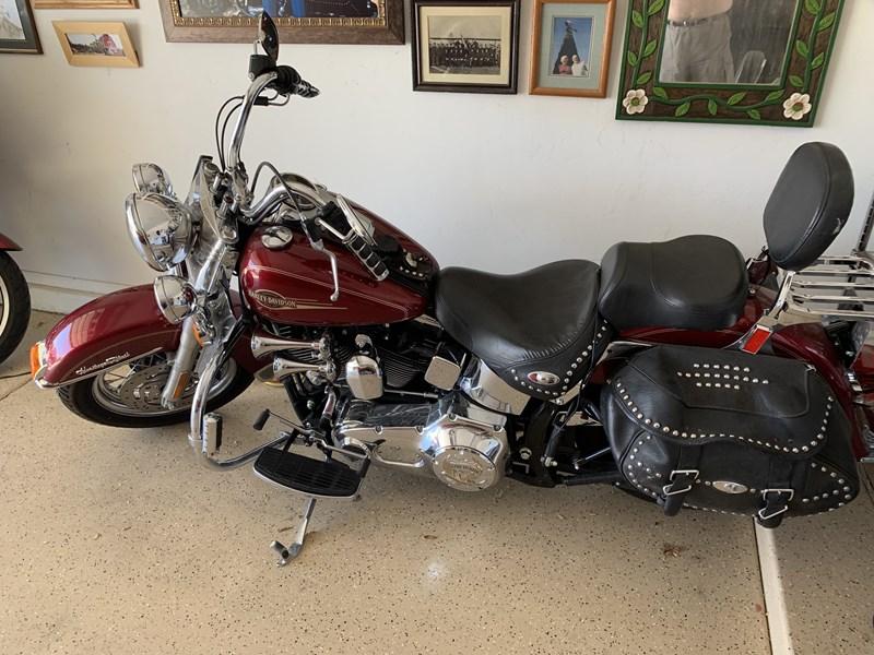 Photo of a 2005 Harley-Davidson® FLST/I Heritage Softail®