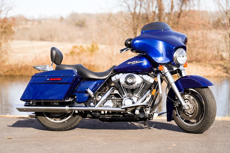 Photo of a 2006 Harley-Davidson® FLHX/I Street Glide®
