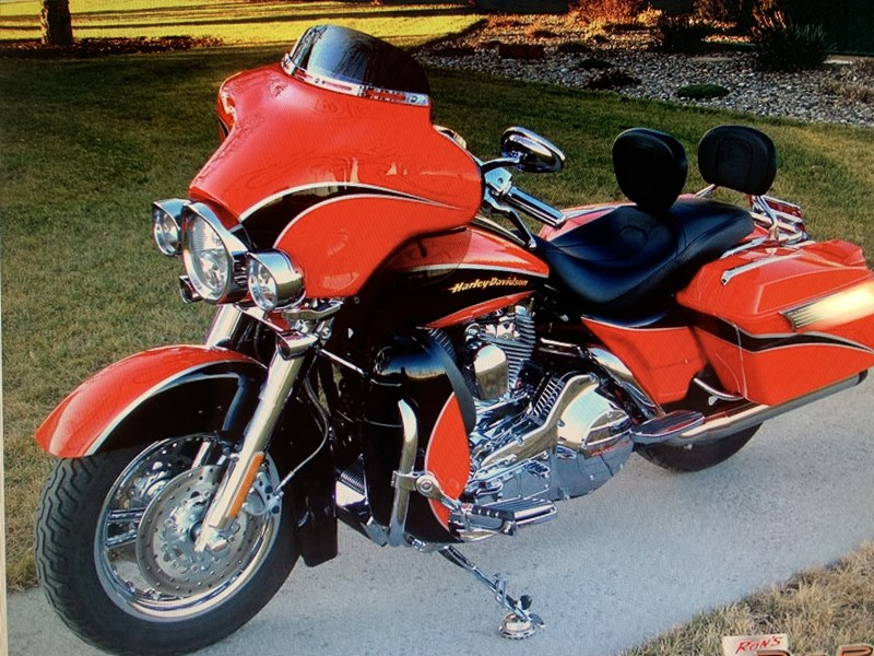 Photo of a 2004 Harley-Davidson®  Ultra Classic CVO