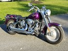 Used 2002 Harley-Davidson® Softail® Fat Boy®